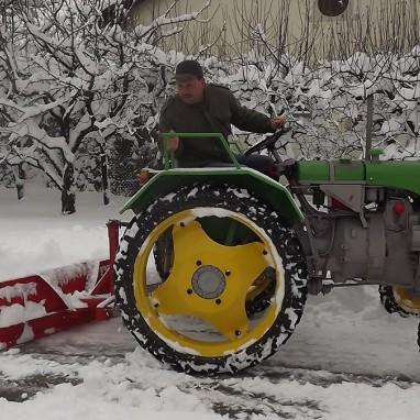 Ralica za snijeg