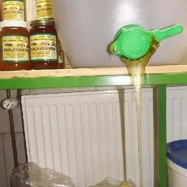 Med i pčelarstvo